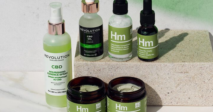 CBD Beauty Products, Brands, and Collabs in Canada that You Must Have